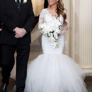 Pnina tornai 2019 wedding gown